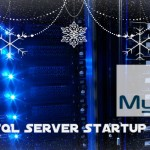 mysql server startup options