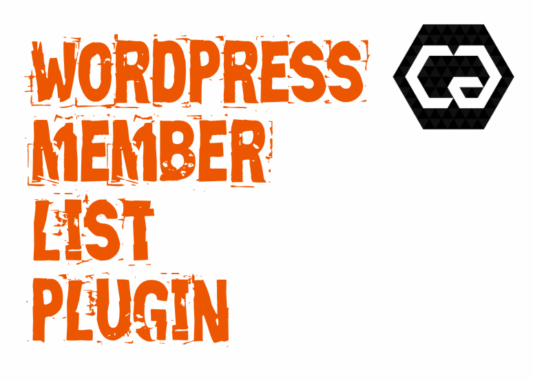 WordPress Member List Plugin